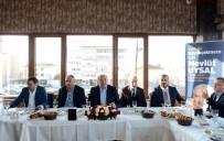 MEHMET BÜLENT KARATAŞ - Cumhur İttifakı Kahvaltıda Buluştu