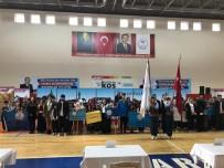 MEHMET DEMIR - Diyarbakır'da Halk Oyunları Müsabakaları Sona Erdi
