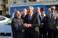 BÜLENT ECEVIT - DSP Lideri Aksakal Didim Seçim Ofisini Açtı