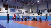 CEYLANPINAR - Engelsiz Ceylanpınar Kıbrıs'ı Mağlup Etti