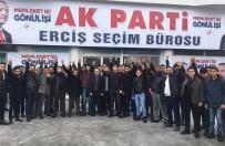 PROFESÖR - Erciş'te 'Cumhur İttifakı' İçin Tek Yürek