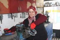 Eşinin Vefatından Sonra İş Yerini Devraldı, Arastanın Tek Kadın Ustası Oldu