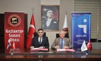 İŞBİRLİĞİ PROTOKOLÜ - GSO İle İŞKUR Arasında, 'Mesleki Eğitim Ve Beceri Geliştirme İşbirliği Protokolü' İmzalandı