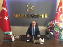 MHP Eskişehir İl Başkanı Hastaneye Kaldırıldı