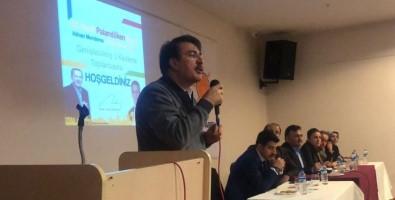 Milletvekili Aydemir Açıklaması 'Cumhur İttifakı Milli İrade Safıdır'