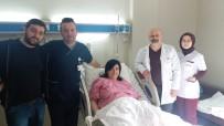 ŞIŞMANLıK - Moskova'da Aradığı Şifayı Trabzon'da Buldu