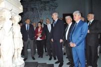 HACI BAYRAM TÜRKOĞLU - Numan Kurtulmuş Arkeoloji Müzesini Gezdi