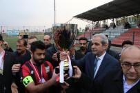 AMATÖR LİG - Şampiyona Kupasını Belediye Başkanı Verdi