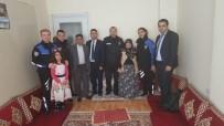 SOSYAL HİZMET - Şehit Ailelerine Ziyaret