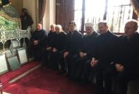ABDÜLHAMİD HAN - Sultan 2'Nci Abdülhamid Han Kabri Başında Anıldı