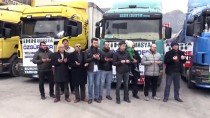İNSANLIK DRAMI - Suriye'deki İhtiyaç Sahiplerine İnsani Yardım