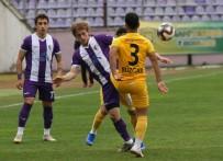 ORDUSPOR - TFF 3. Lig Açıklaması Yeni Orduspor Açıklaması 1 - Osmaniye FK Açıklaması 1