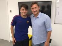 CENGİZ ÜNDER - 'Totti İle Oynamak İsterdim'