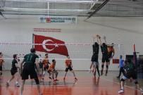 TVF Erkekler 1. Lig Açıklaması Solhanspor Açıklaması 3 - Malatya B. Belediye Açıklaması 0