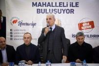 SOSYAL TESİS - Ümraniye'ye TEM Otoyolundan Yeni Yol Ve Kavşak Müjdesi