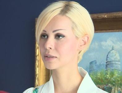 Adnan Oktar'ın eski kediciği Ceylan Özgül evlendi!