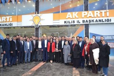 AK Parti Genel Başkan Yardımcısı Jülide Sarıeroğlu Kilis'te