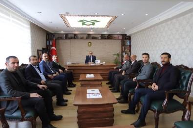 AK Parti Heyetinden Çukurca'ya Ziyaret