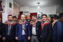ALINUR AKTAŞ - Aktaş Açıklaması 'Gönlümüz De Kapımız Da Açık'