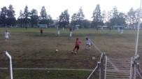 AMATÖR LİG - Aliağa Belediye Helvacı Spor, Gol Oldu Yağdı