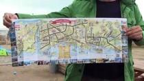 CEM KARACA - Antalya'da Turistler İçin 'Eğlenceli Harita'