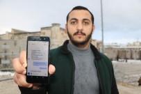 SMS - Ava giden dolandırıcılar avlandı