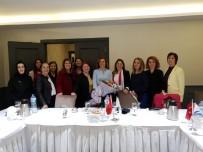 GÜVENLİK MÜDÜRÜ - Aydın'da İş Kadınlarına Fırsat Ve İmkanlar Anlatıldı