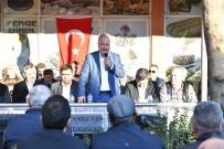 KANALİZASYON ÇALIŞMASI - Başkan Şahin Seçim Startını Verdi