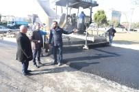 KAZANCı - Başkan Şirin Çalışmaları İnceledi