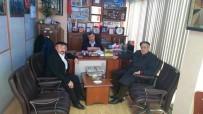 Bolvadin Ziraat Odası Başkanı Fikret Dayı Seçildi