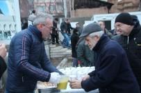 BOZÜYÜK BELEDİYESİ - Bozüyükte Geleneksel 'Sabah Namazı Buluşmaları' Hal  Camii'nde Devam Etti
