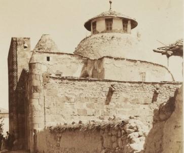 Cacabey Medresesi'nin 1914 Tarihli Fotoğrafı Ortaya Çıktı