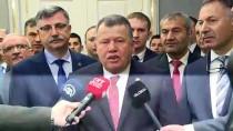 İSMAİL RÜŞTÜ CİRİT - Cirit, Yeniden Yargıtay Başkanı Seçildi