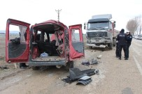 İki Ölümlü Kazadan Saniyeler Önce Yaşanan Detay