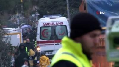 Kartal'da Çöken Bina Soruşturmasında Kusurlar Tespit Edilecek
