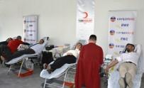 STRATEJI - Kayserigaz'dan Kan Bağışı Kampanyası