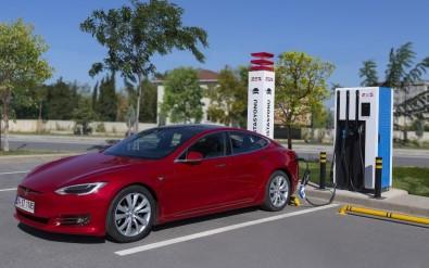 Körfez Geçişi Üzerinde Elektrikli Araçlar İçin Hızlı Şarj Konforu
