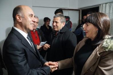 Mudanya Belediye Başkan Adayı Ünal, Kapı Kapı Dolaşıyor