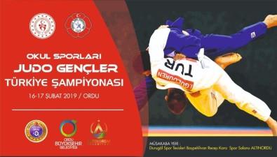 Okul Sporları Türkiye Judo Şampiyonası Ordu'da Yapılacak