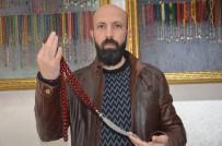 MEHMET TURGUT - Otomobil parasına tespih