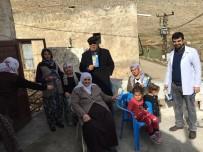 Savur'da Vatandaşlar Kanser Erken Teşhis Konusunda Bilgilendirildi