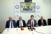 Cemal Kaşıkçı - TBB Başkanı Feyzioğu'dan Kaşıkçı Cinayeti Soruşturmasına Tam Destek