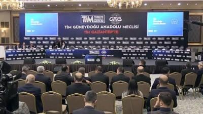 TİM Güneydoğu Anadolu Meclis Toplantısı