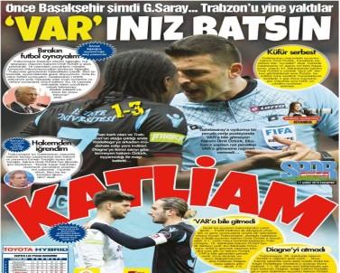 Trabzon'da Ümit Öztürk'e tepkiler dinmiyor