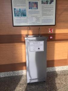Trakya Üniversitesi'nde Su Sebili İle Plastik Kullanıma Dikkat Çekildi