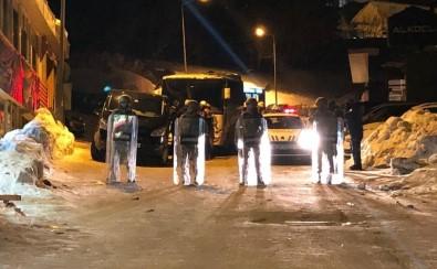 Uludağ'da Meydan Muharebesi Açıklaması 15 Gözaltı