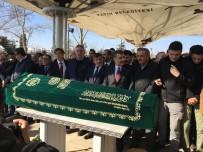 BÖBREK YETMEZLİĞİ - Ünlü Doktor Mehmet Öz'ün Babası Mustafa Öz Son Yolculuğuna Uğurlandı
