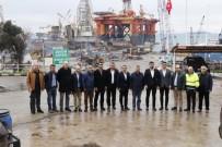 Vali Bektaş Ve Beraberindekiler İzmir Ve Manisa'yı Gezdi