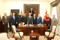 KıLıÇARSLAN - Vali Seymenoğlu Açıklaması  '112 Acil Çağrı Merkezini Gereksiz Yere Meşgul Etmeyelim'