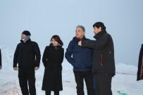 Vali Toprak Açıklaması 'Derbent Aladağ İstikbal Vadediyor'
